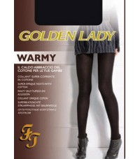 Колготки Golden Lady хлпок Warmy