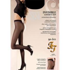 Колготки SiSi Invisible Control Top 50