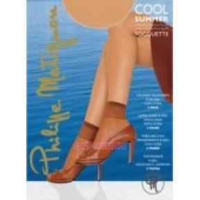 Носки Philippe Matignon Cool Summer 8 socquette Antiscivolo